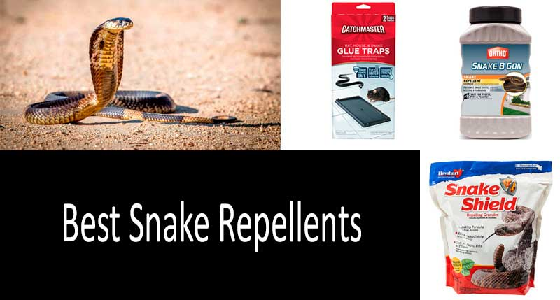 best snake repellents: photo