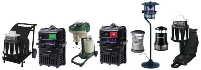 Reseña de las Mejores Trampas para Mosquitos: Ultra Violeta, CO2, H2O y Trampas de Propano