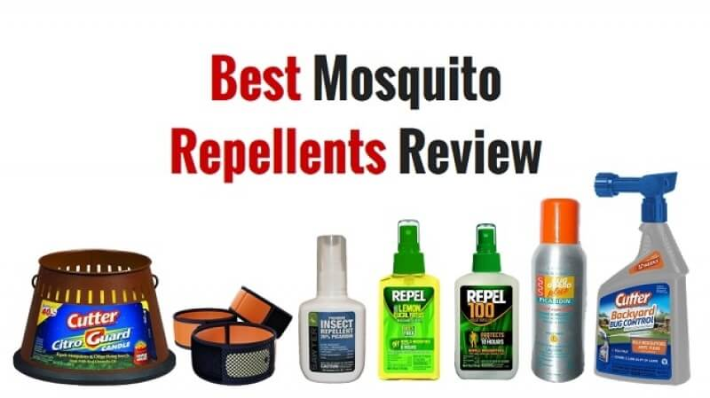 Choosing the Best Mosquito Repellent