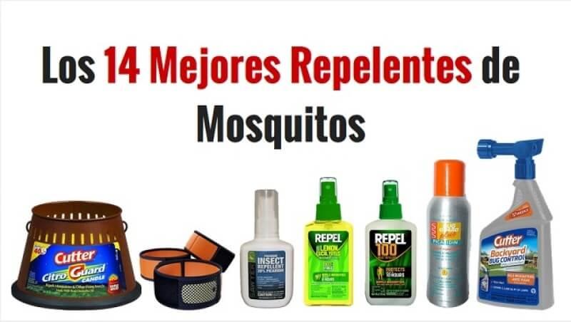 Elegir el mejor repelente de mosquitos