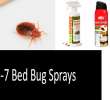 The 7 best bed bug killer sprays Comparison Review