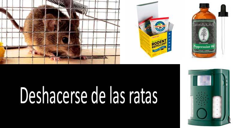 de deshacerte de las ratas: foto