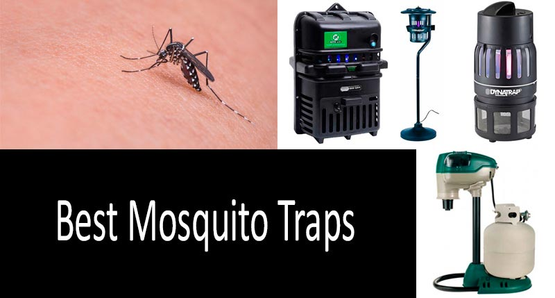 best mosquito trap: photo