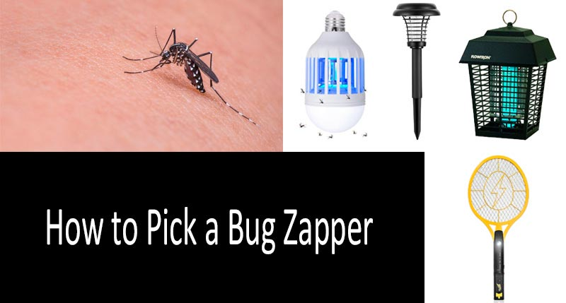 The Best Outdoor and Indoor Bug Zappers in 2019 Detailed Review