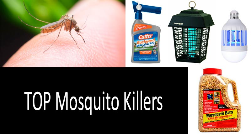 TOP Mosquito Killers: photo
