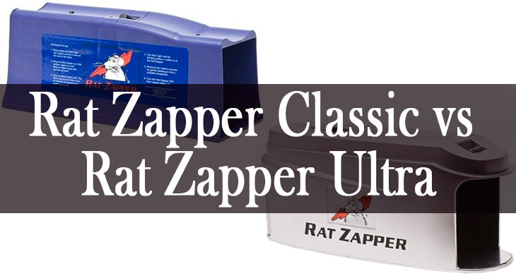 Rat Zapper Classic vs Rat Zapper Ultra min: view more