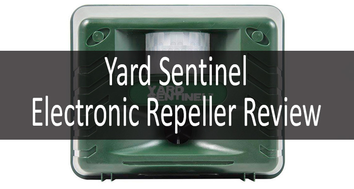 Yard Sentinel Electronic Repeller min: view more