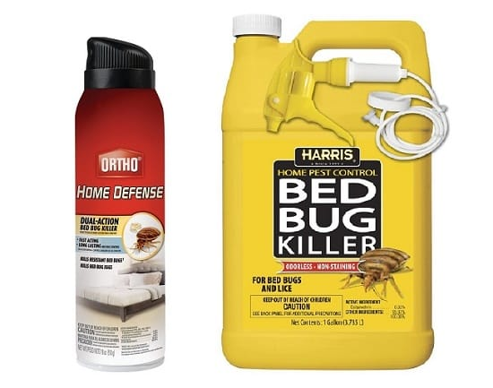 how to get rid of bed bugs fast: 8 best bed bug traps, sprays and