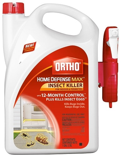 Ortho spray mata insectos