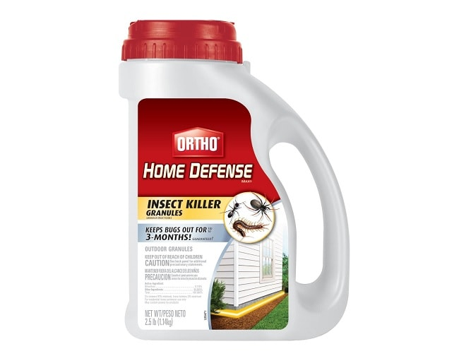 Ortho 0196010 Home Defense MAX Insect Killer Granules