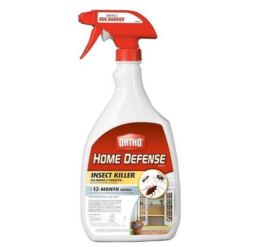 Ortho Home Defense MAX Insect Killer Spray: photo