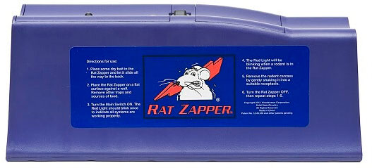 Rat Zapper Classic Rat Trap RZC001