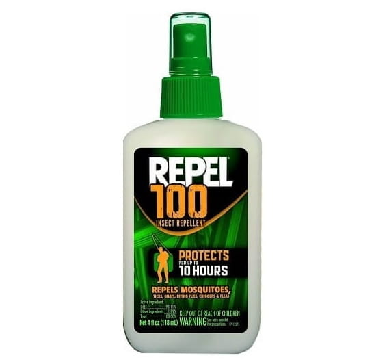 Repel 100 Insect Repellent (DEET): photo