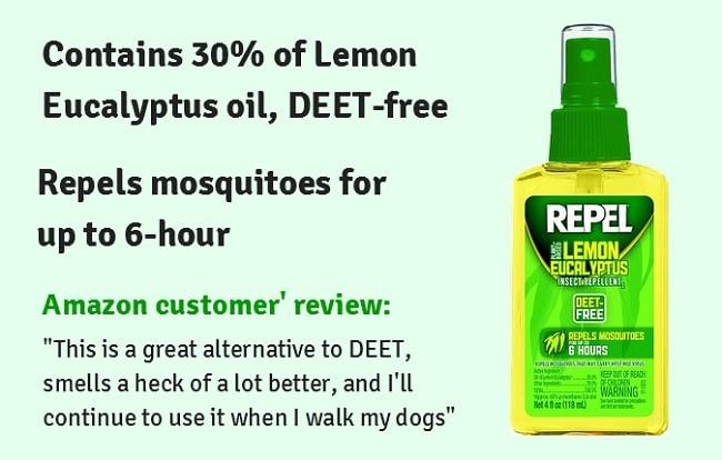 Top-16 Mosquito Repellents under $25