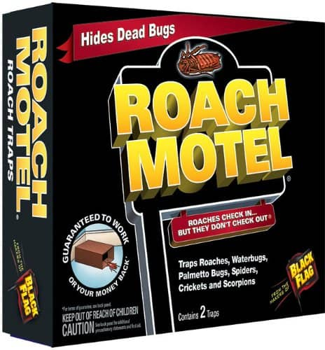 Black Flag Roach Motel Insect Trap