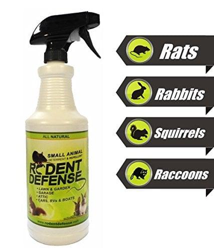 Repelente de animales pequeños Rodent Defense: foto