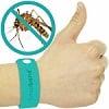 браслет, отпугивающий комаров: фото