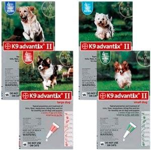 K9 Advantix для собак: фото