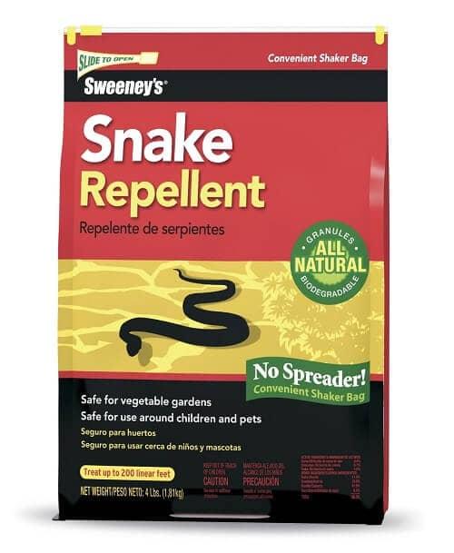 гранулы, отпугивающие змей: фото