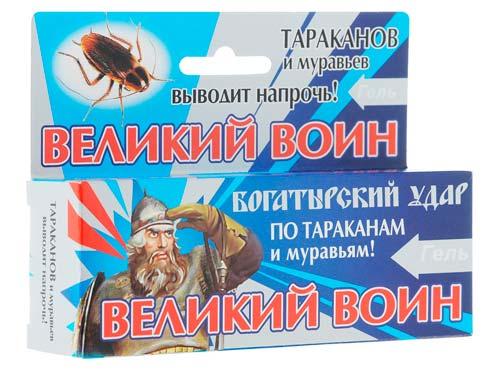 ядовитая приманка от тараканов: фото