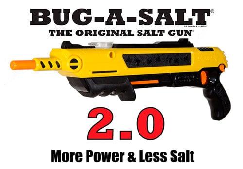 Cómo deshacerse de las moscas- BUG-A-SALT
