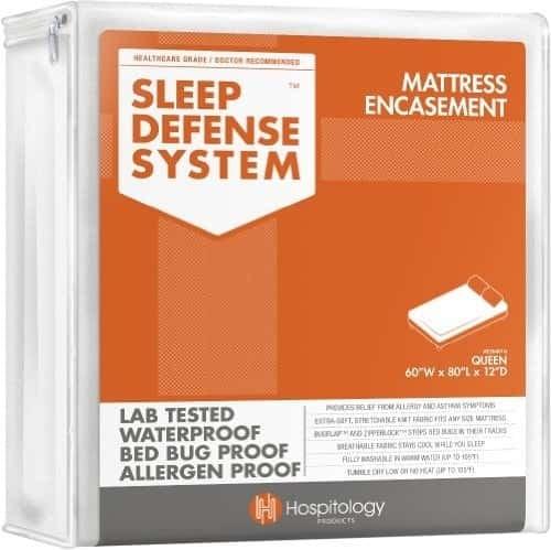 sleep defense system bed bug mattress encasement - Mattress Covers For Bed Bugs