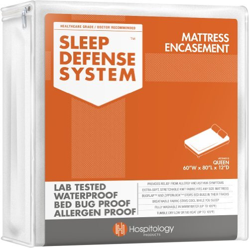 Top 5 best bed bug mattress covers review for Best rated bed bug mattress cover