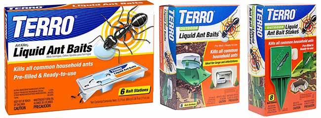 Terro Ant Poison Baits