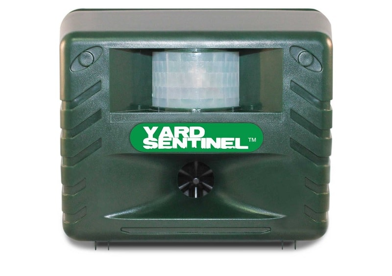 Yard Sentinel Electronic Raccoon Repeller