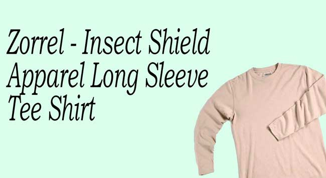Zorrel - Insect Shield Apparel Long Sleeve Tee Shirt