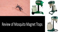 Review of  MOSQUITO MAGNET TRAPS Family: «INDEPENDENCE», «PATRIOT» and «EXECUTIVE»