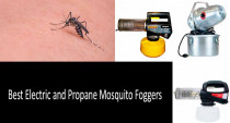 Best electric and propane mosquito foggers review: Burgess 1443, Bonide 420, Burgess 960, Tri Jet