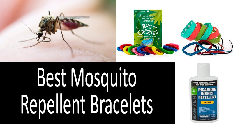 Best Mosquito Repellent Bracelets: photo