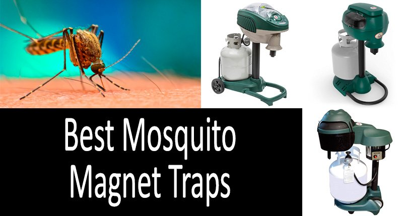 best Mosquito Magnet Trap: photo