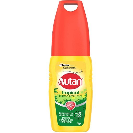 Autan Tropical Vapo - Insetto Repellente e Antizanzare: foto