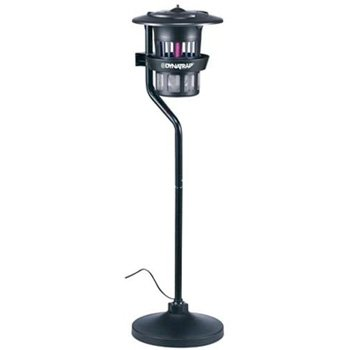 Dyntrap Insect Trap, 1/2 Acre Pole Mount With Water Tray: photo