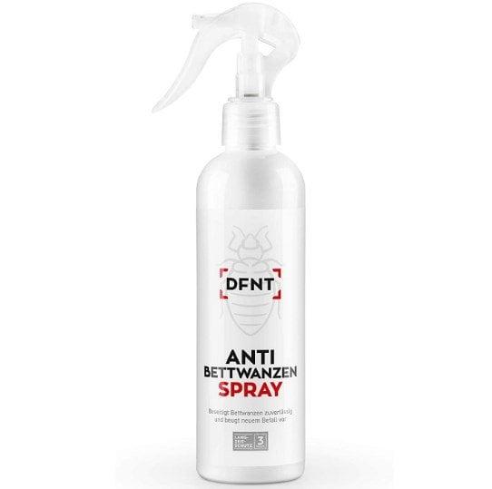 Spray anti-cimici DFNT: foto