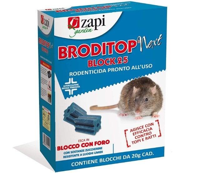 ZAPI Topicida Broditop Forablock: foto